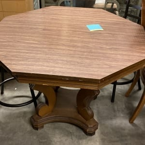 42 inch Octagonal kitchen table